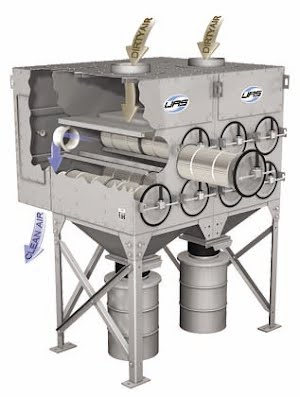 Cartridge Dust Collector - UAS SFC Filter