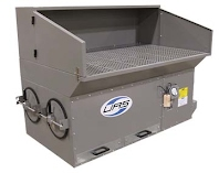 Bench Style Dust Collector - UAS