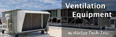 Ventilation Equipment by AirSys Tech Inc.