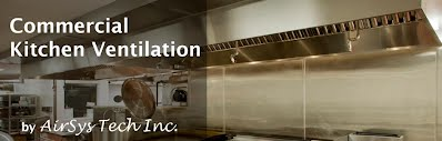 Commercial Kitchen Ventilation by AirSys Tech Inc.