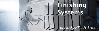 Finishing Systems by AirSys Tech Inc.