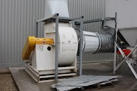 Meridian Winkler - Paint Booth Dust Collector Fan
