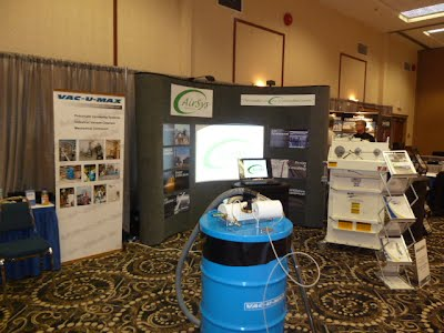AirSys Tradeshow Booth 2014