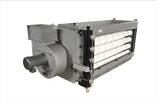 UAS Conveyor-Filtration-System